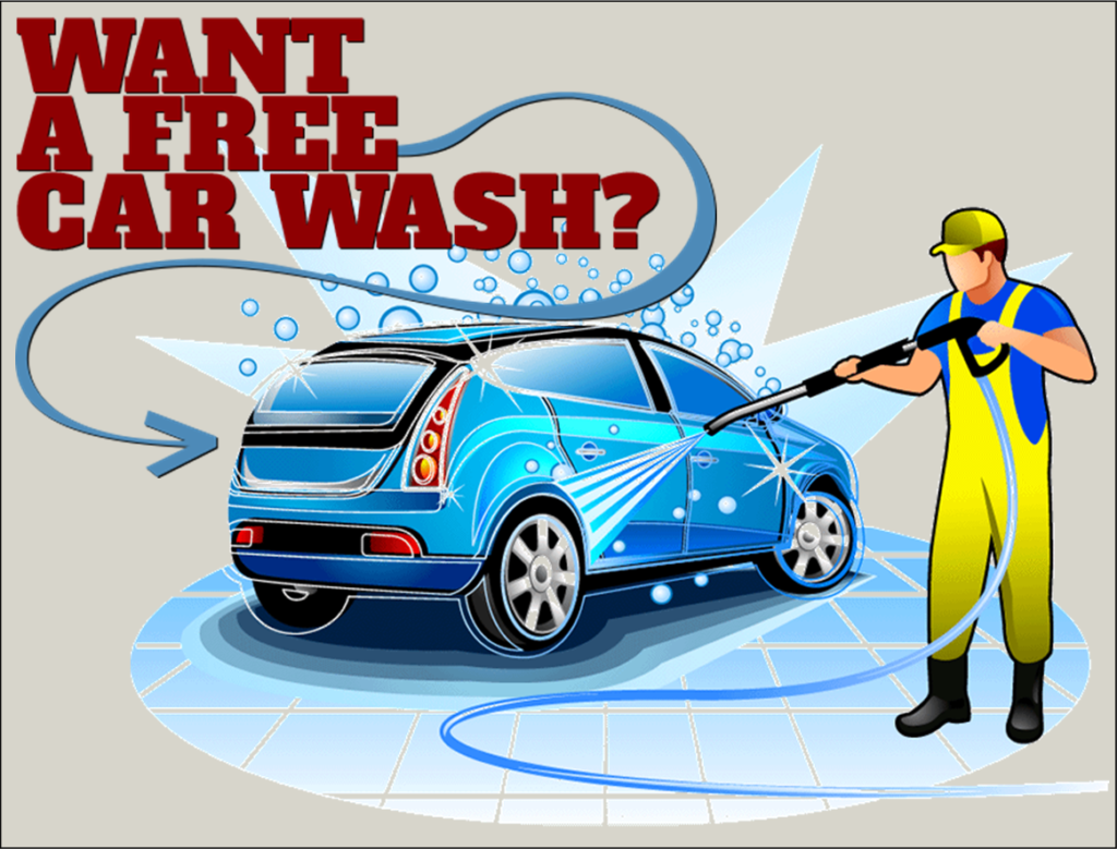Win A Free Car Wash For Your Filthy Ride Around Perth ...